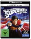 Superman: The Movie (German 4K UHD cover art)