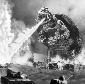 Classic Gamera coming to Blu-ray