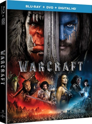 Warcraft on Blu-ray