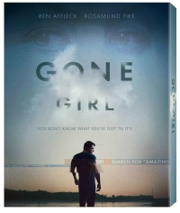 David Fincher's Gone Girl coming to BD