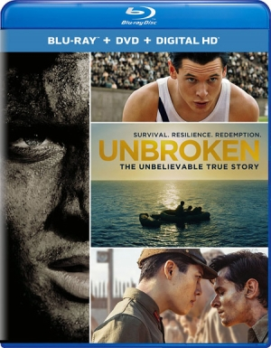 Unbroken Blu-ray Disc