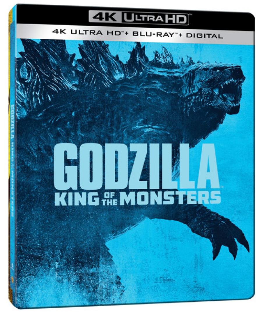 TONS of new Blu-ray & 4K announcements: Godzilla: KotM, The Jetsons
