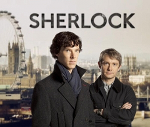 Sherlock returns in January!