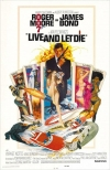 Live and Let Die one sheet