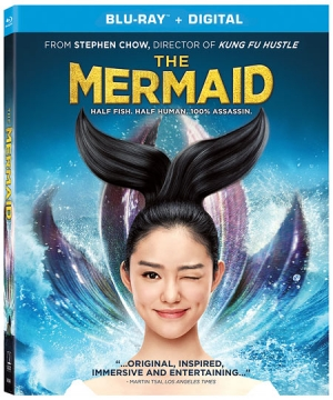 Sony's The Mermaid Blu-ray