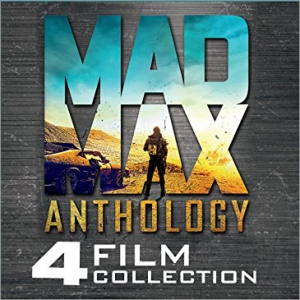 Mad Max Anthology Blu-ray set