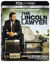 The Lincoln Lawyer (4K Ultra HD)