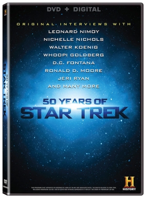 50 Years of Star Trek (DVD)