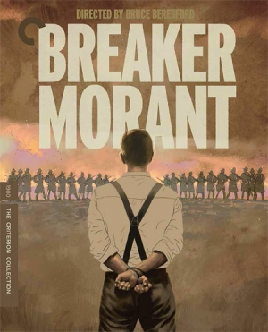 Breaker Morant on Blu-ray