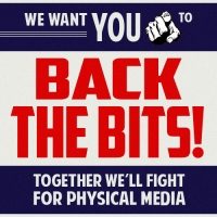 We want YOU to BACK THE BITS!