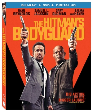 The Hitman's Bodyguard (Blu-ray Disc)