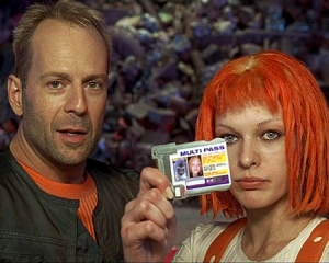Fifth Element: Supreme Cinema Series