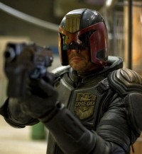 Lionsgate is releasing Dredd in 4K
