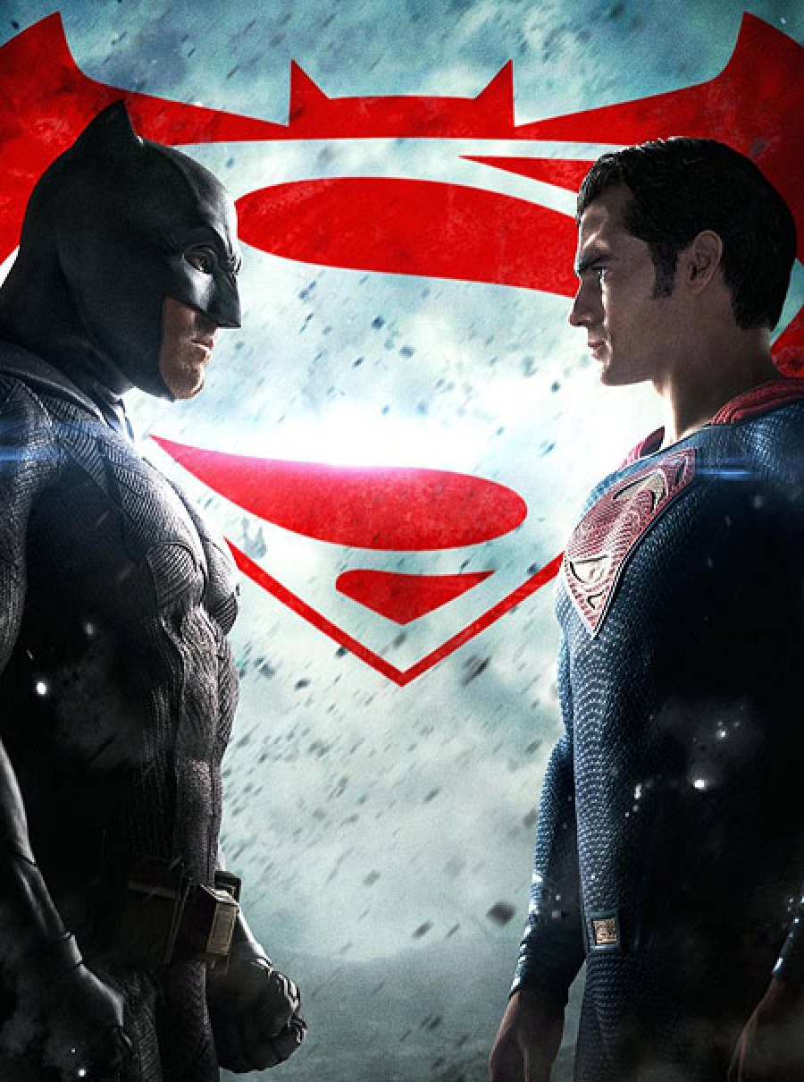 Batman v superman hits blu ray in july plus finest hours supergirl s1 my thoughts on bvs wondercon is on