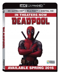 Deadpool is coming to 4K UHD