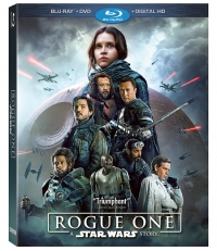 Rogue One: A Star Wars Story (Blu-ray Disc)