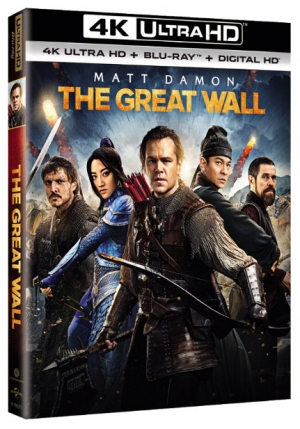 The Great Wall (4K Ultra HD)