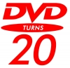 The DVD format turns 20 this month!