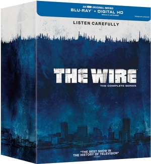 The Wire: The Complete Series on Blu-ray