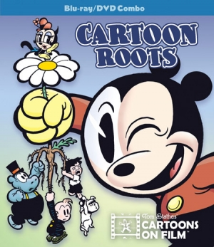 Cartoon Roots Blu-ray