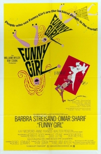 Funny Girl one sheet
