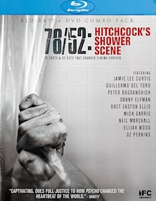 78/52: Hitchcock's Shower Scene (Blu-ray Review)
