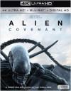 Alien: Covenant (4K UHD Review)