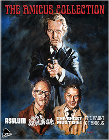 Amicus Collection, The: Boxed Set (Blu-ray Review)