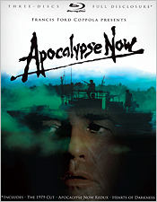 Apocalypse Now: Three-Disc Full Disclosure Edition