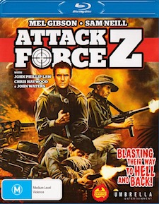 Attack Force Z (Blu-ray Review)