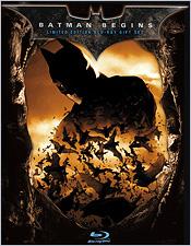 Batman Begins: Limited Edition Giftset