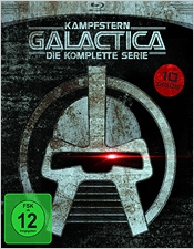 Battlestar Galactica/Galactica 1980: The Complete Original Series (Region B)