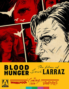 Blood Hunger: The Films of José Larraz - Limited Edition (Blu-ray Review)