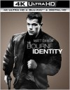 Bourne Identity, The (4K UHD)