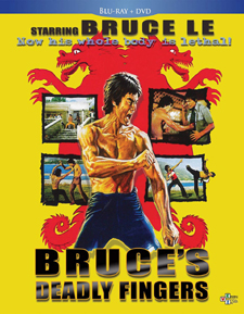 Bruce's Deadly Fingers (Blu-ray Review)