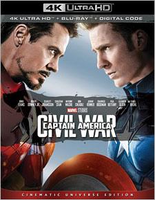 Captain America: Civil War (4K UHD Review)