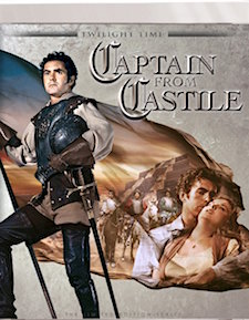 Captain from Castile (Blu-ray Review)