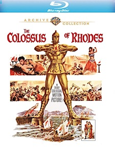 Colossus of Rhodes, The (Blu-ray Review)