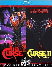 Curse, The / Curse II: The Bite (Double Feature)