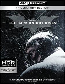 Dark Knight Rises, The (4K UHD Review)