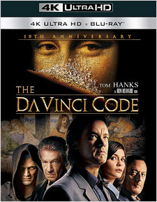 Da Vinci Code, The (4K UHD Review)