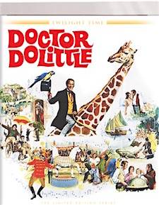 Doctor Dolittle (1967) (Blu-ray Review)