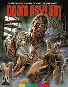Doom Asylum: Special Edition (Blu-ray Review)