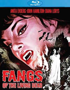 Fangs of the Living Dead (Blu-ray Review)