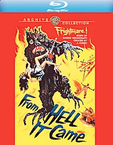 From Hell it Came (Blu-ray Review)