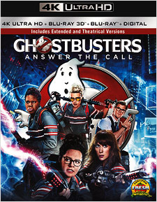 Ghostbusters (2016 – 4K UHD Review)