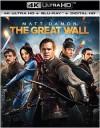 Great Wall, The (4K UHD)
