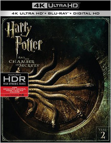 Harry Potter and the Chamber of Secrets (4K UHD Review)