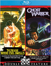 House Where Evil Dwells, The / Ghost Warrior (Double Feature)
