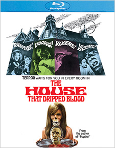 House That Dripped Blood, The (Blu-ray Review)